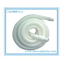 Weißer EVA Vakuumschlauch für Schwimmbadreinigung