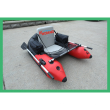 China PVC Inflatable Single Fishing Belly Boat