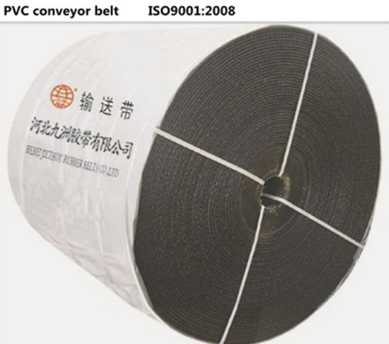 PVC & PVG Solid Woven Flame-retardant Conveyor Belt