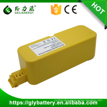 Deep Cycle Life NIMH 14.4V 3500mah Rechargeable Battery Pack