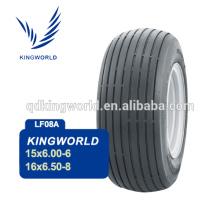 Lawn&garden tire 15*6.00-6 6&10 PR