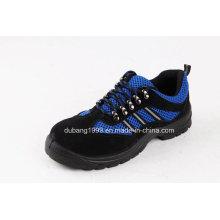 Sapatos de trabalho de moda Calçados esportivos Calçados de segurança de couro Calçados de trabalho