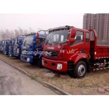 4X2, Euro 2, Load 12ton Tking Tipper Truck