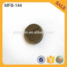 MFB144 2016 Venta al por mayor modificada para requisitos particulares cose en los botones del pantalón del metal