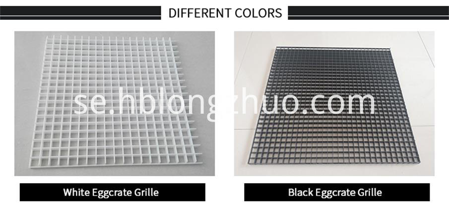 eggcrate grille