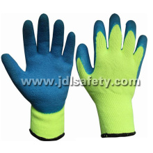 Colorful Glove with Latex Coating (LY2026) (CE APPROVED)