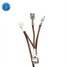 O chicote de fios feito sob encomenda do conector do rádio de carro ev1 ev6 do tyco da ampola da fábrica chicote de fios