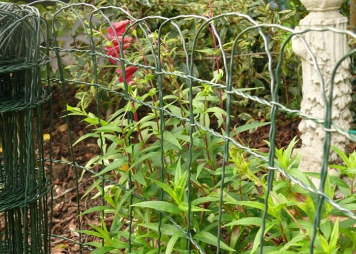 China-Garten-Grenzzaun, Garten-Zaun-Masche, starker Garten ...