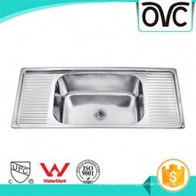 Cheap New Arrival Vegetable Washing Sus 304 Fregadero Cheap New Arrival Vegetable Washing Sus 304 fregadero