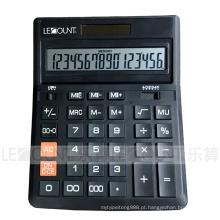 16 Digitas Calculadora de escritório de dupla energia com porta de bateria opcional (CA1092A16)