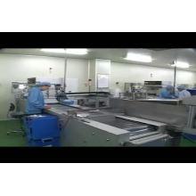 Caja de embalaje de papel de impresión personalizada de termómetro de frente