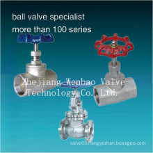 Cast Stainless Steel 316 Stop Valve