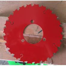 Tct Saw Blade for Wood with Akb Teeth Shape