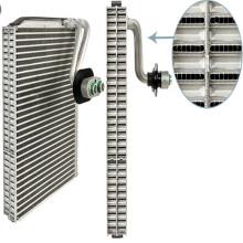 4004 Tube plat en aluminium pour radiateur