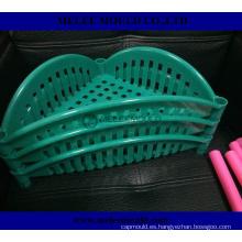 Molde de inyección de plástico para cesta en China