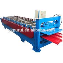Professionelle farbige Doppelschicht-Walzenformmaschine