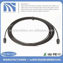 33ft Digital-Faser-Optik-Kabel OD 2.2mm
