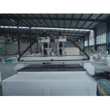 Precisão alta da máquina da gravura e de corte do router 2513 do CNC