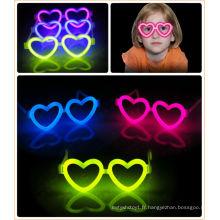 Partie doit! Glow Heart Lunettes De Vue
