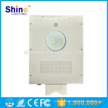 All in one 12W solar light LED for park use