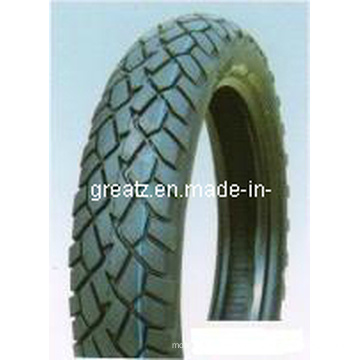 Tubeless Scooter Motorcycle Tire (120/80-18)