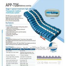 Druckentlastung für Wundprothese Matratzenersatz mit Kompressorschaum Bodenstütze APP-T06