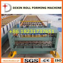 Máquina formadora de aço para telha colorida