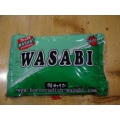 polvere di wasabi giapponese naturale