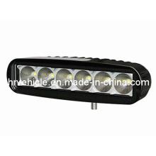 Luz de trabajo de alta intensidad CREE LEDs para camiones