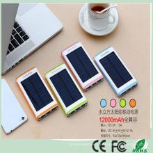 Chargeur de banque de puissance solaire ultra mince 3 USB pour téléphone mobile et ordinateur portable (SC-7688)