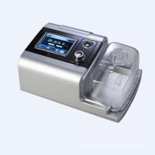 Máquina de CPAP portátil para el cuidado de la salud en el hogar