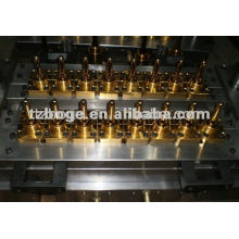 short gate PET preform mould