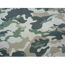 Tissu de camouflage à chaud pour uniformes