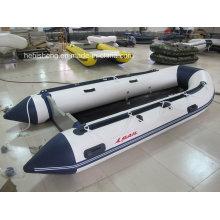 Парусная надувная лодка 3,6 м на 6 человек