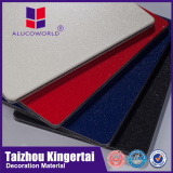 Alucoworld outstanding features elegant and graceful a2 fr aluminum composite panel with factory price