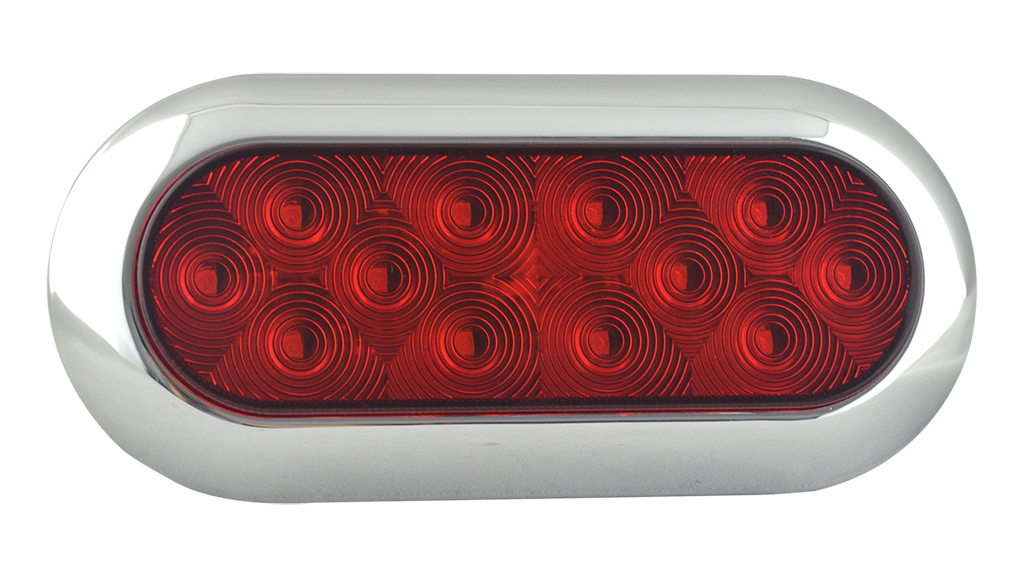LTL1653AC, 6 inches oval LED indicator turning lamp,usually installed on commericial vehicles,such as trucks and trailers. Suit 10-30V. The light body is sealed by ultronics wave machines,accomplish IP67 waterproof level and DOT/SAE approval . Specification: Energy Saving ,Low Temperature,Stable Output Long Service Life,Good Performance Good Color Rendering Customer's Design and Logo are acceptable.