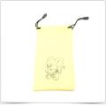 Bolsa de llavero de microfibra de impresión personalizada para el teléfono