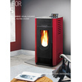 Eco Friendly High Energy Cast Iron Stove Wood Pellet Stove Hearth