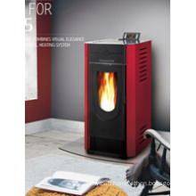 Easy to Use Wood Pellet Stove