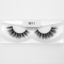 Wholesale Makeup 3D 5D False Real Mink Fur Strip Eyelash