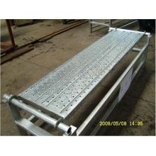 Glavanized Stahlgerüst-Planken
