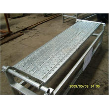 Glavanized Steel Scaffolding Planks