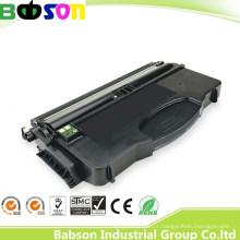 Cartouche de toner compatible de vente directe d'usine E120 pour Lexmark E120n