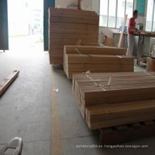 Lamas de madera que seleccionan persianas (SGD-W-5068)