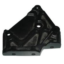 OEM arena de fundición de piezas de mecanizado para la cubierta del motor