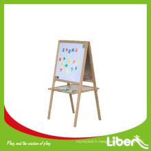 Mobilier pédagogique scolaire de tableau blanc LE.HB.010