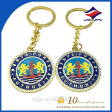 Key Chain Rings Bulk Medal Pendant Key Chain Holder