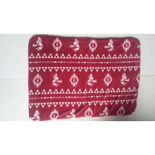 100% полиэстер с напечатанным шпагой шерстяной руны / детское одеяло