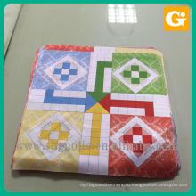 Ткань Microfiber Полиэфира Рюкзак Флаг Баннер Последовательность Ткань