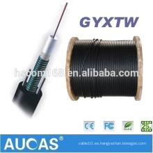 Buenas propiedades de tracción cable de fibra óptica de un solo modo